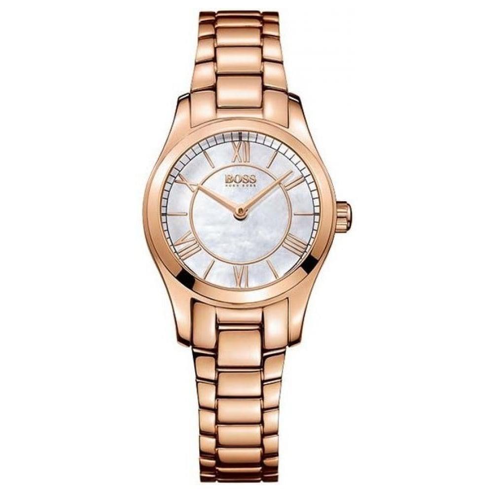6c2ffae600ab1 Hugo Boss HB 1502378 Ladies Ambassador Watch - Womens Watches from ...